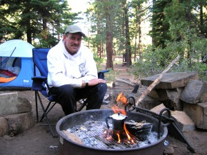 Bear Valley Campground in Tahoe National Forest