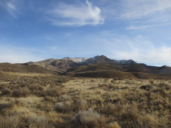 Star Peak, Humboldt Range, Pershing County, Nevada