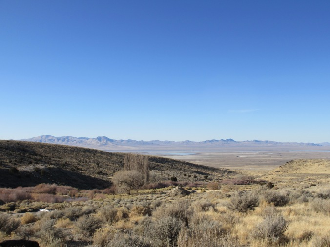 Imlay Canyon, Pershing County, Nevada High Desert