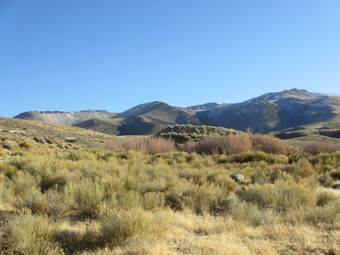 Humboldt Range, Pershing County, Nevada High Desert
