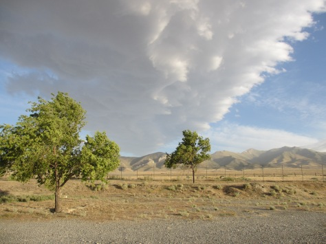 Humboldt Range, Pershing County, Nevada