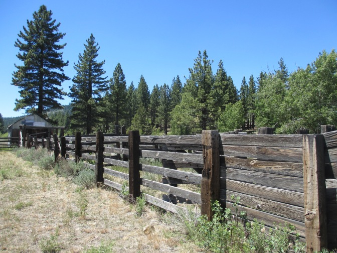 Ranch in the American West