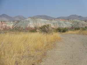 Painted Canyon, Pershing County, Nevada