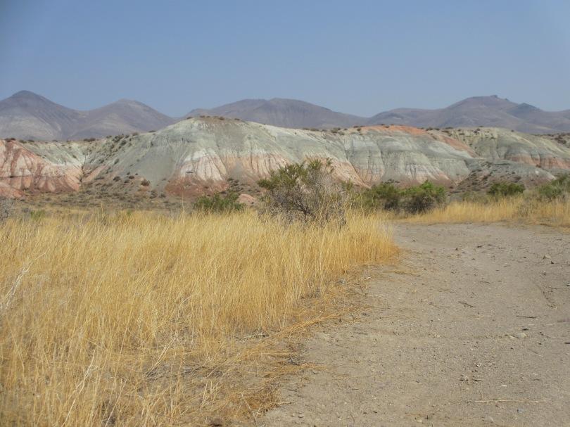 Painted Canyon, Pershing County, Nevada
