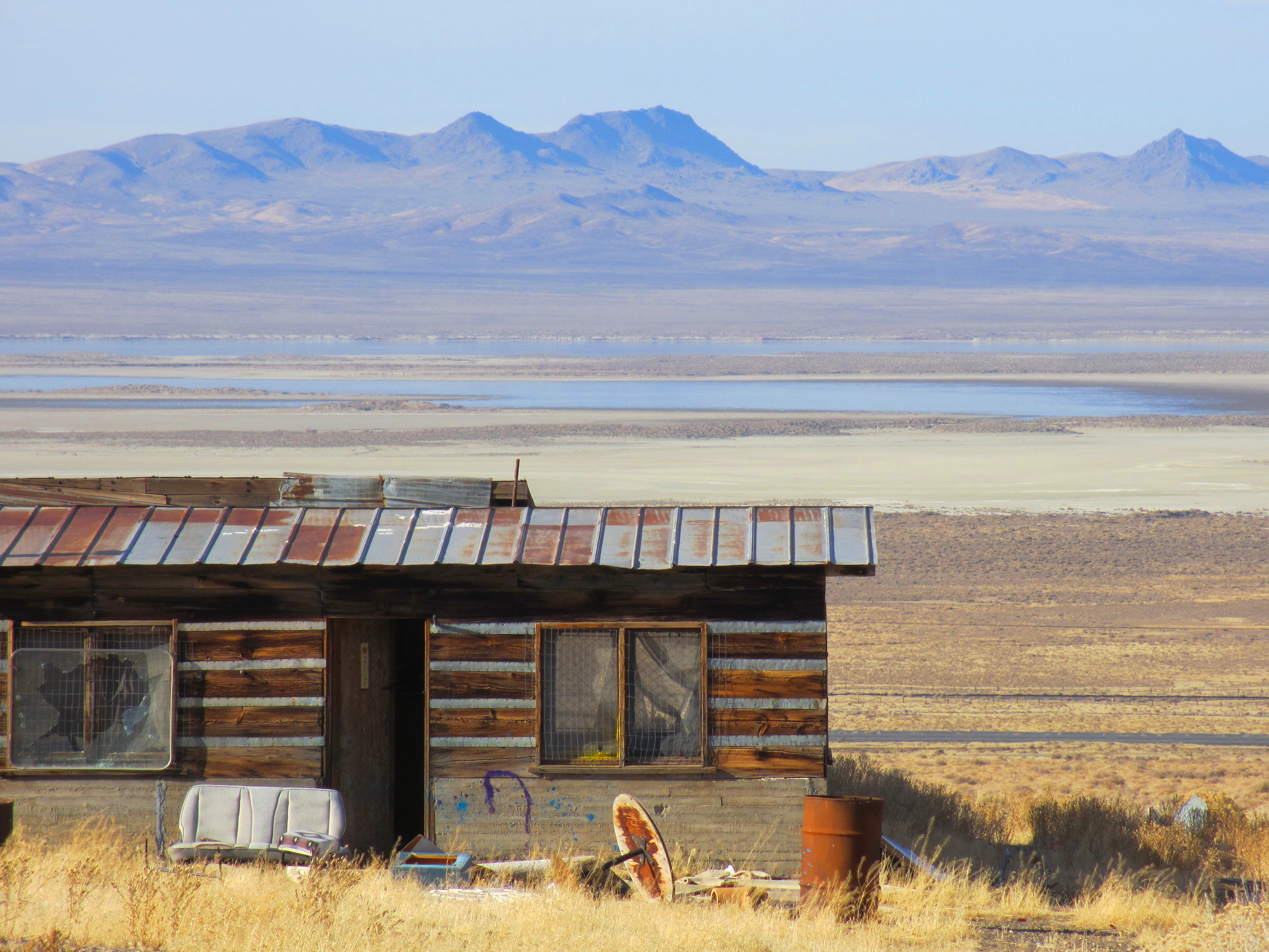 Nevada Desert Homestead