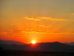 Sunrise, Imlay, Nevada