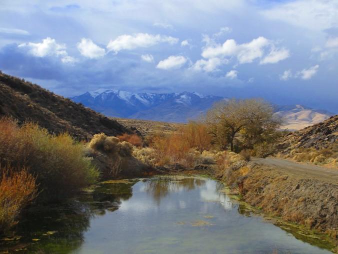 Star Peak, West Humboldt Range, Nevada