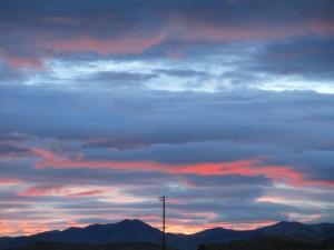 Nevada Desert Sunrise
