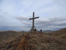 Nevada High Desert, Majuba Mountains, Cross