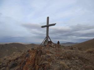 Nevada High Desert, Majuba Mountains, Cross