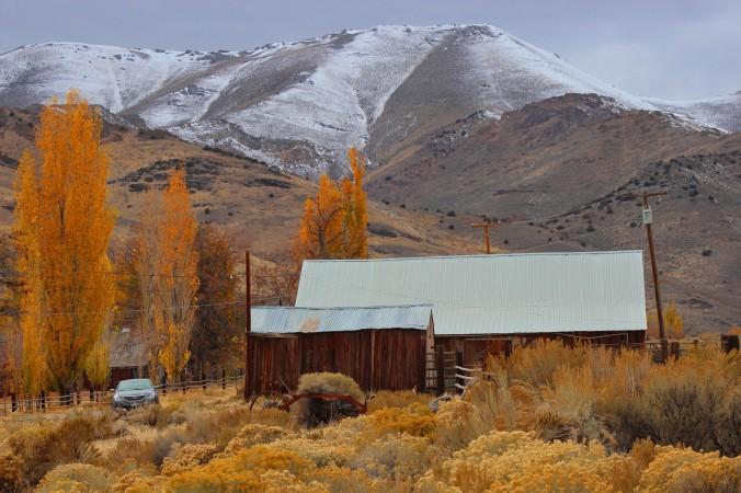 Unionville, Nevada Homestead