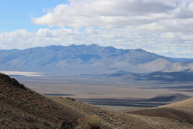 Nevada Desert, Blue Wing Mountains